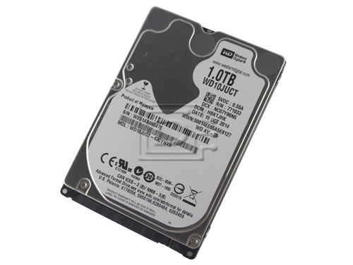 "Western Digital 2.5"" Int HDD 1TB (AV-25)*"