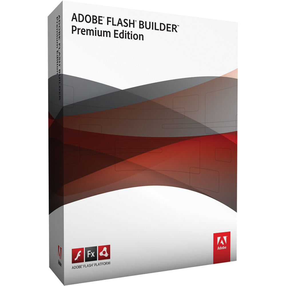 Adobe Flash Builder Prem 4.7 Multi-Platform IE Upgrade License 1 UserFlash Builder Prem