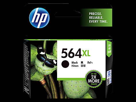 HP 564XL BLACK LARGE INK CARTRIDGE CN684WA