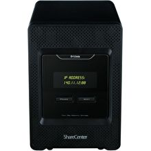 D-Link Cloud 4-bay NAS