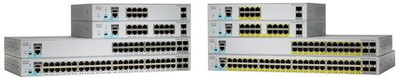 Cisco Catalyst 2960L 48 port GigE with PoE