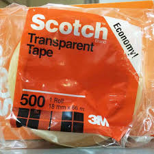 3M UTILITY TRANSPARENT TAPE 18MM X 66M, 3M VEHICLE INTERIOR, PLASTIC & VINYL SURFACES WHITE 15MM X 1.5M X 1.1MM
