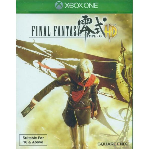 XB1 FINAL FANTASY TYPE-0