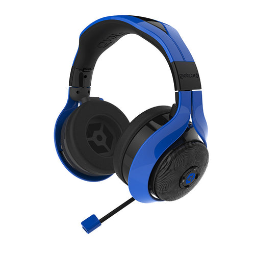 GIOTECK FL-300 GAMING HEADSET & BLUETOOTH SPEAKERS BLUE
