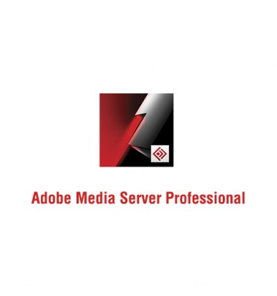 Adobe Media Svr Std 5 All Platforms IE AOO License Per ServerPer Server