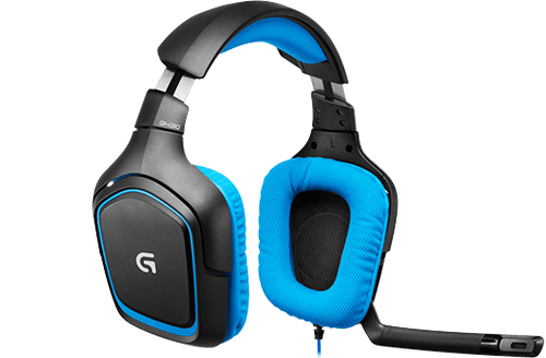 Logitech G430 Digital Gaming Headset