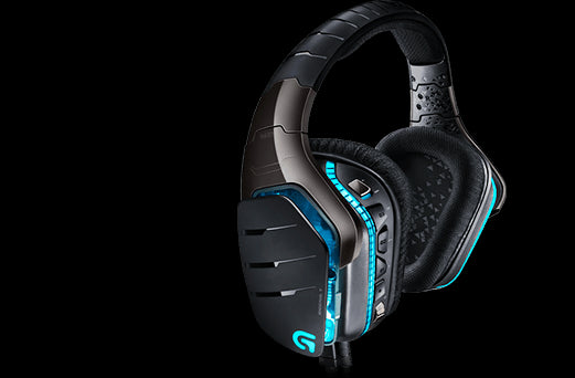 Logitech G633 Artemis Fire Surround Sound Gaming Headset