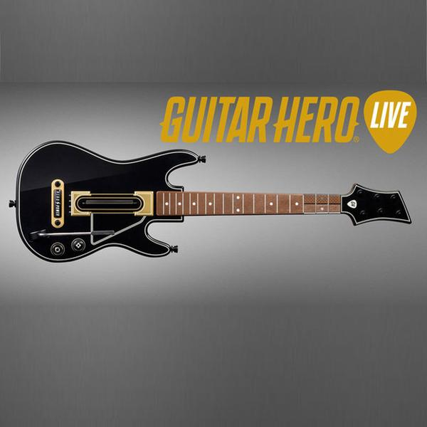 PS3 GUITAR HERO LIVE GUITAR ONLY