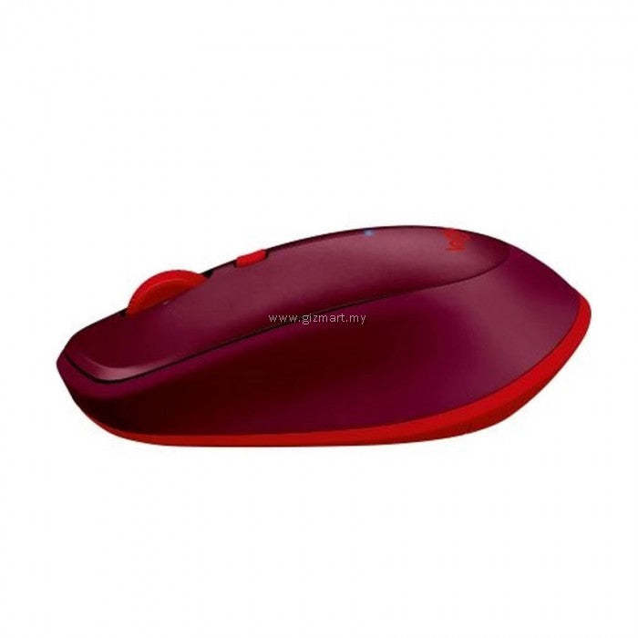 038ce5c9de7 Logitech Bluetooth Mouse M337 - Red – Zyngroo