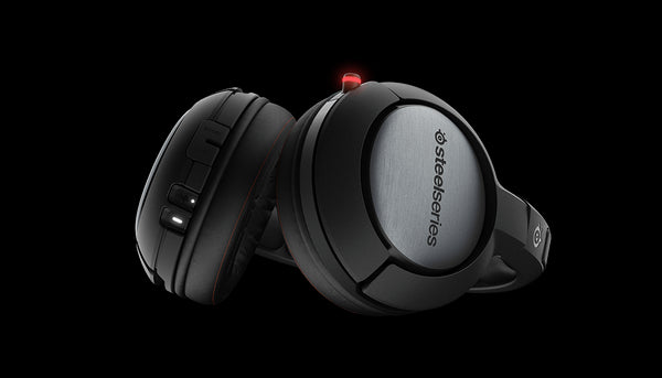STEELSERIES SIBERIA 840 WIRELESS/BLUETOOTH HEADSET