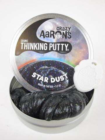 Crazy Aaron's Thinking Putty Star Dust