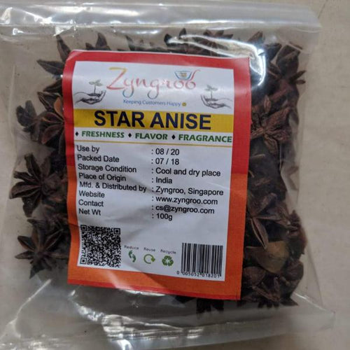 Star Anise - 100 Grams