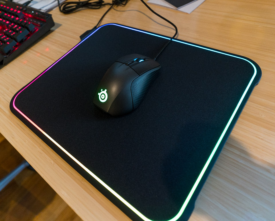 STEELSERIES 3HD MOUSEPAD