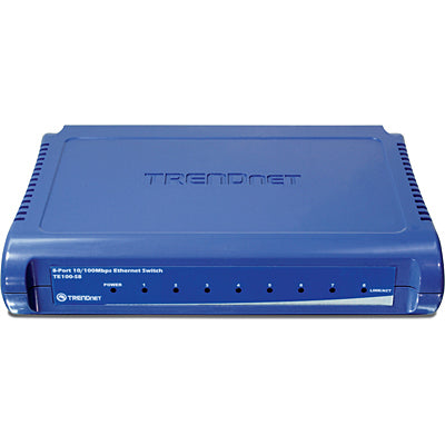 Trendnet 8-Port 10/100Mbps Switch