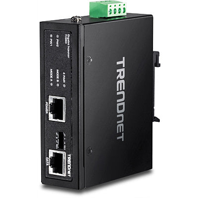 Trendnet Hardened Industrial 60 Watt Gigabit UPoE Injector