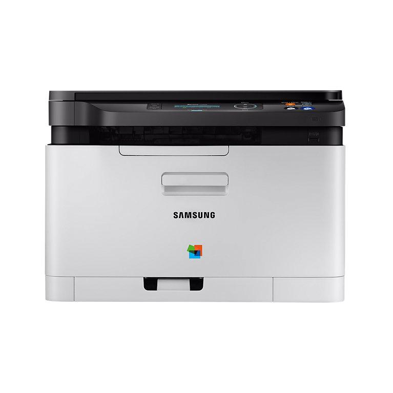 Samsung NFC Print / Wifi Print Speed 18ppm/4ppm Resolution 2400x600 interface USB / Ethernet