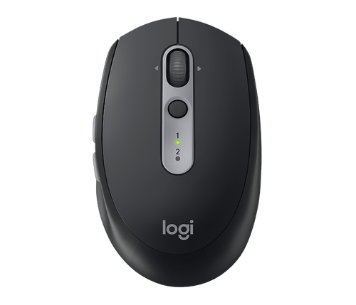 Logitech M590 Silent Multi Device Mouse Graphite