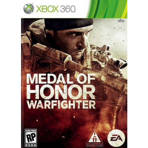 XB360 MEDAL OF HONOR: WARFIGHTER