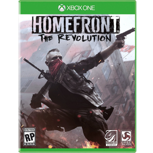 XB1 HOMEFRONT: THE REVOLUTION - PAL