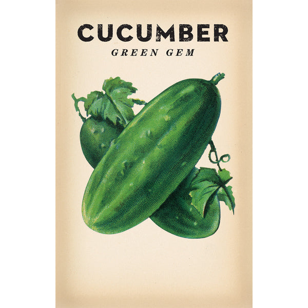 Cucumber - Grow Your Own