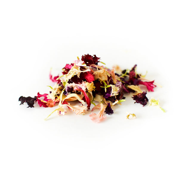 Dried Organic Edible Dianthus