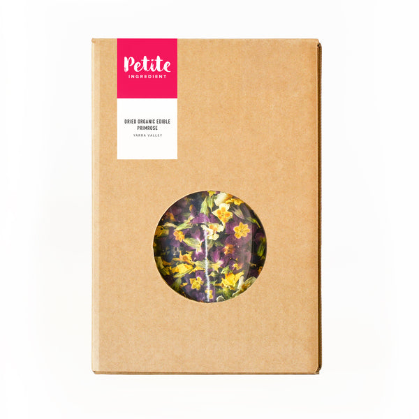 Dried Organic Edible Primrose