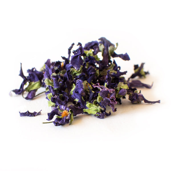 Dried Organic Edible Scented Violet