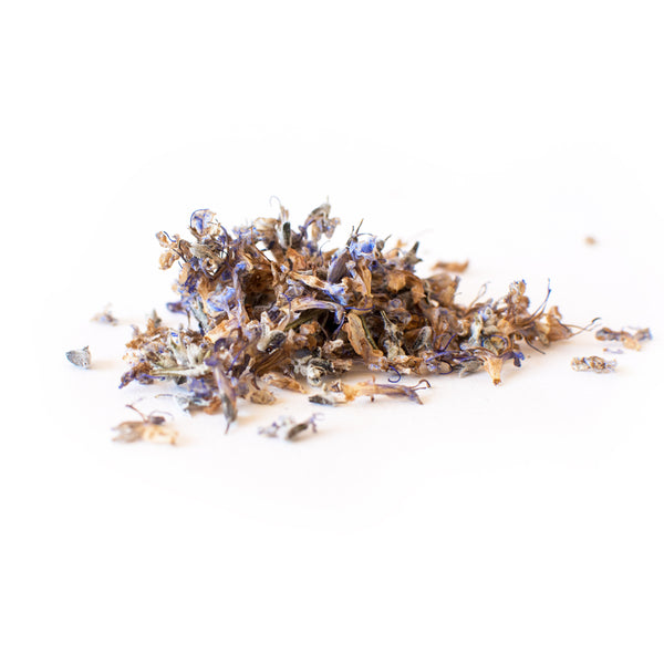 Dried Organic Edible Rosemary Flower