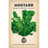 Mustard Flower - Grow Your Own