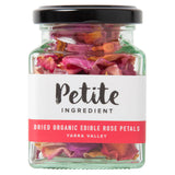 Dried Organic Edible Rose Petals Pink