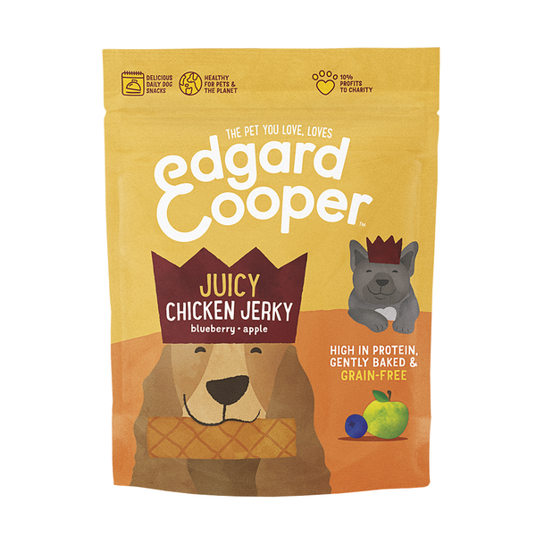 Juicy Chicken Jerky, 150g