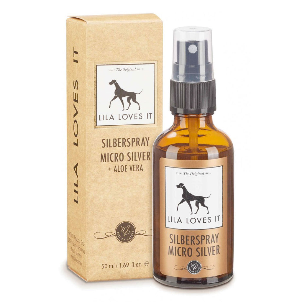 Lila Loves It - Silberspray 50ml