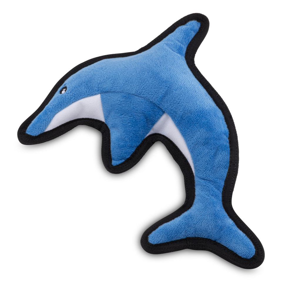 Recycled Rough & Tough Dolphin David