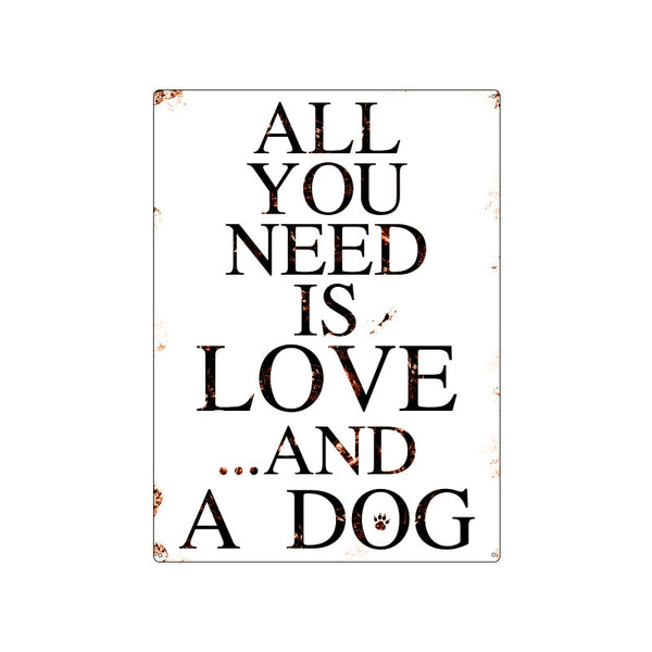 Interluxe | All you need is love - Hund von Eden