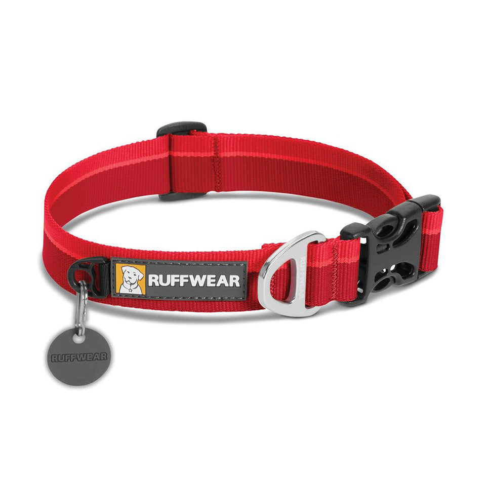 Hoopie™  Hundehalsband, Red Currant