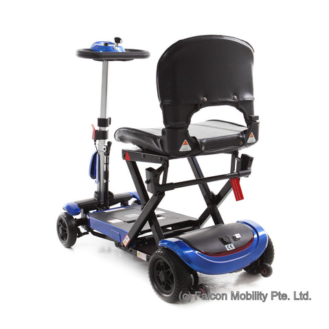 Solax Genie Automatic Folding Mobility Scooter