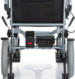 Malaysia's Lightest Motorised Wheelchair (14kg)