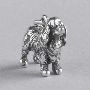Cocker Spaniel Dog Charm | Charmarama