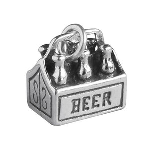 Beer Six Pack Charm