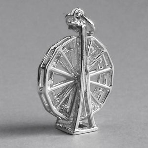 Fairground Ferris Wheel Charm