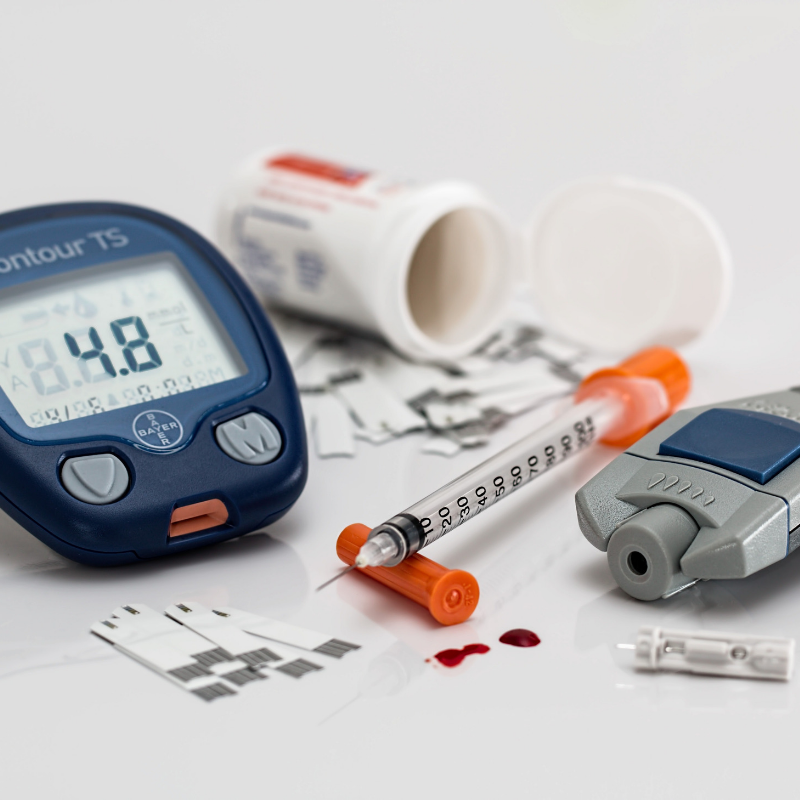 How does diabetes affect my health?