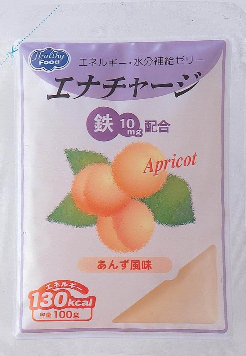 Ena-Charge Fruit Jelly