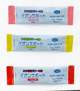 Ion Support Fruit Jelly (Assorted)