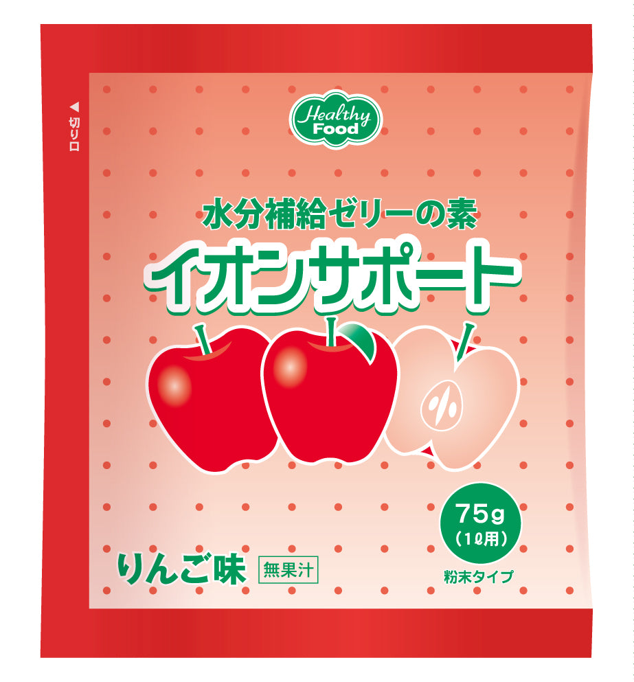Ion Support Fruit Jelly