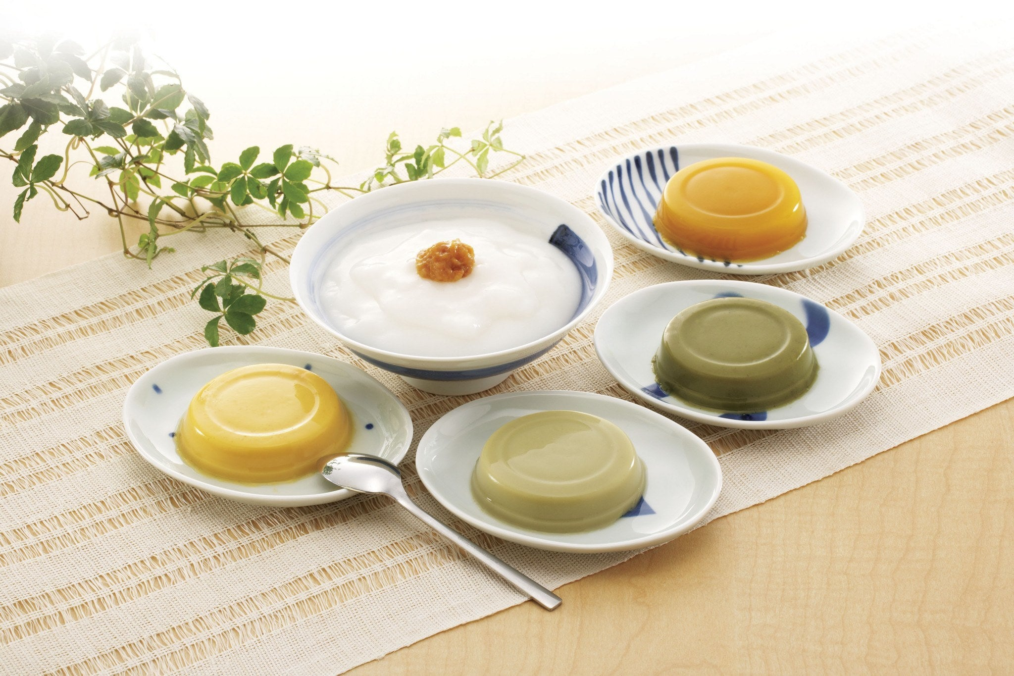 Kaishoku Vegetable Pudding