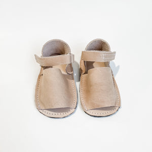 Lizzie Sandal Weathered Brown