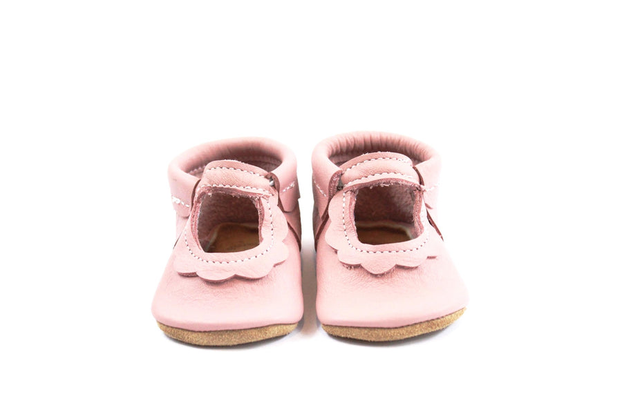 Bowless Mary Jane Light Pink
