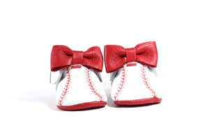 Baseball Top Bow