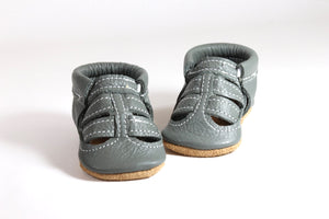 Soft Sole Sandal Grey
