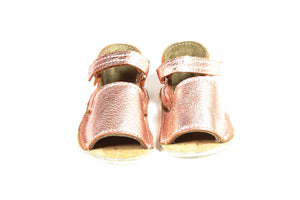 Lizzie Sandal Rose Gold